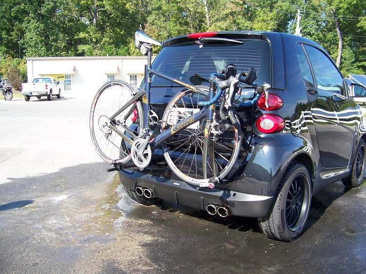 top car bike rack