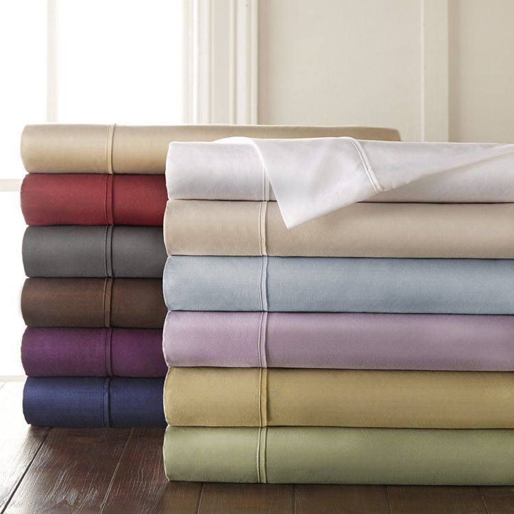 1 pillowcase bright white heavy weight brushed microfiber standard wrinklefree