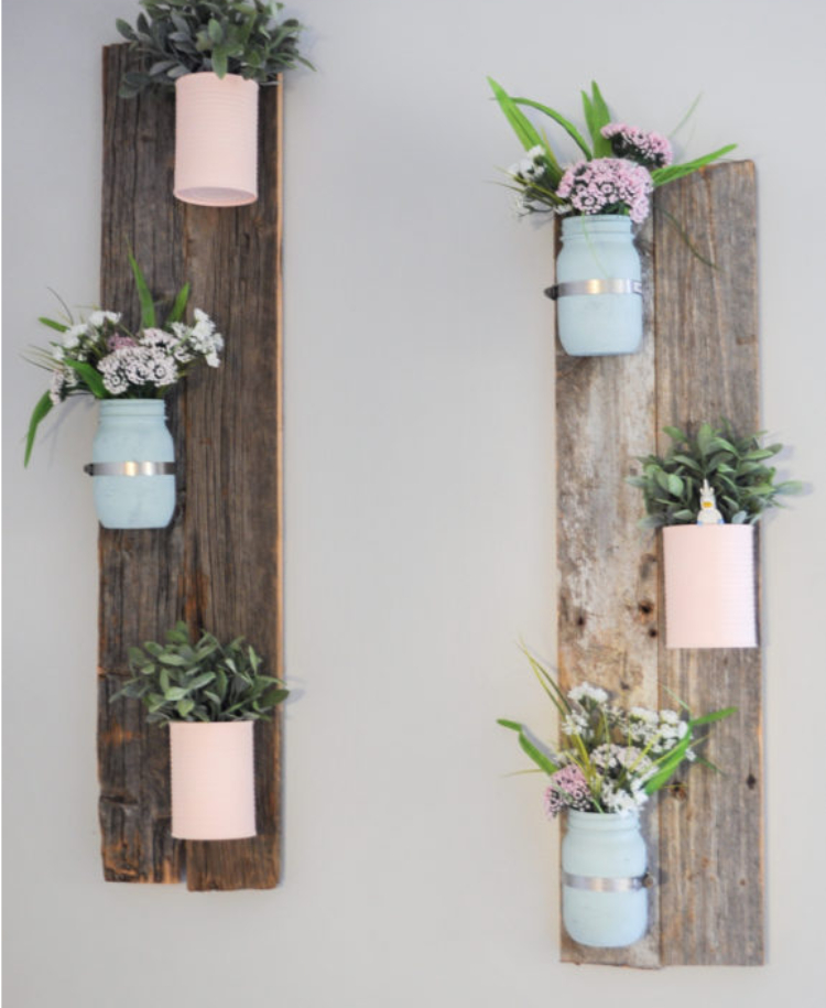 Wall Decor Pallets