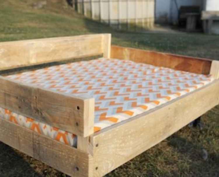 Pallet Doggo Bed